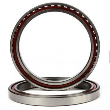 160 mm x 240 mm x 36 mm  NACHI 160TBH10DB angular contact ball bearings