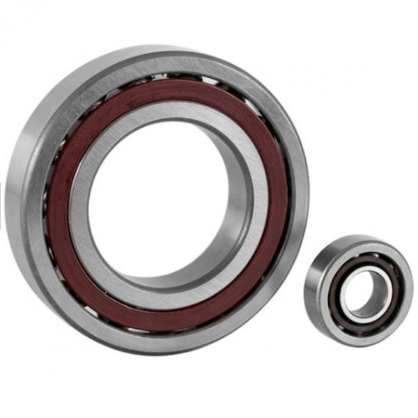 30 mm x 72 mm x 30,2 mm  NKE 3306-B-TV angular contact ball bearings #5 image