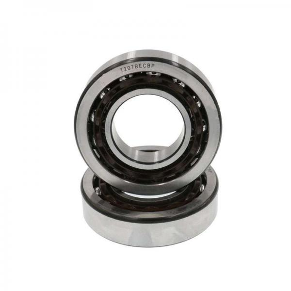 65 mm x 100 mm x 18 mm  NSK 7013 A angular contact ball bearings #1 image